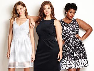 Ashley Graham's Stylish New Gig? Designing Your Next Date Night Dress!