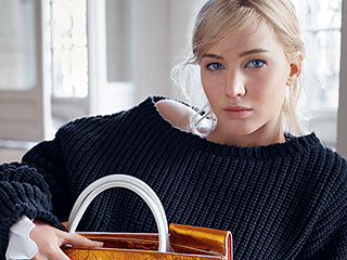 Jennifer Lawrence's New Dior Ads (and More Spring Style News)