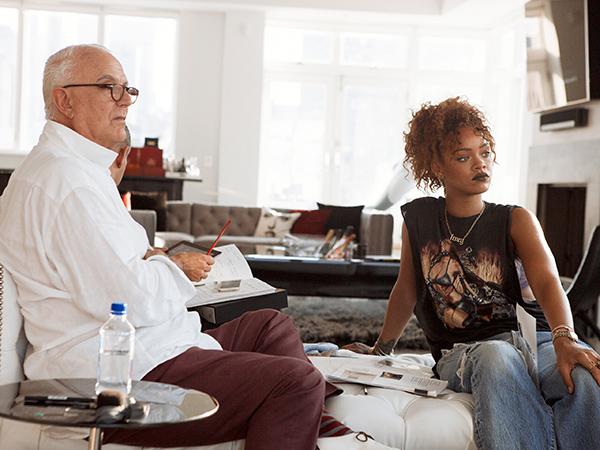 Rihanna's Manolo Blahnik collection