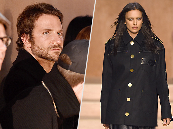 Bradley Cooper and Irina Shaik