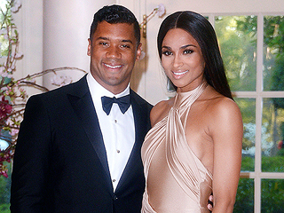 See Ciara's Enormous Engagement Ring from Russell Wilson