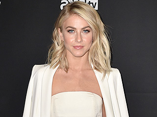 Julianne Hough's New Shag Haircut Has Definite 'the Rachel' Vibes
