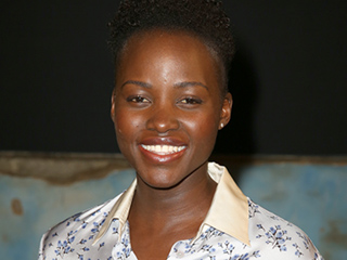 Lupita Nyong'o Shaved Her Hair on a Whim: 'I Like Myself a Lot More Now'