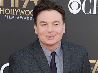 Shocking Silver Fox Alert: Check Out Mike Myers' New Do!
