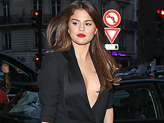 Selena Gomez's Sexy, Plunging Parisian Looks (and the $7,000 Airport Sweats She Wore Before Them)
