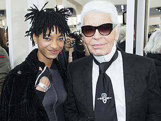 Willow Smith Is Chanel's New Brand Ambassador (and 4 More Things to Know About the Show)