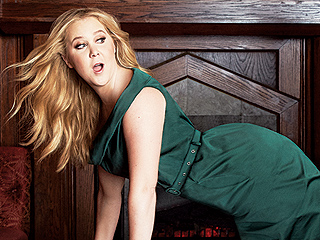 Amy Schumer on Working with Her Stylist: 'I'm Really Proud of the Area Right at the Very Top of My Butt Crack'
