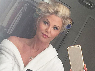 See Christie Brinkley Wearing Rollers, and More of the Week's Best Hair Moments