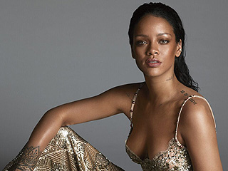 Rihanna: Wearing an Un-Bedazzled Thong Under My Sheer Dress Is 'My Only Regret in Life'
