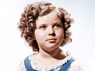 Shirley Temple's $35 Million Rare Blue Diamond Ring Is Going on Auction