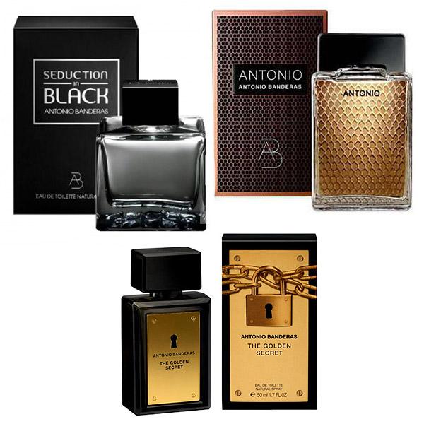 Antonio Banderas Colognes