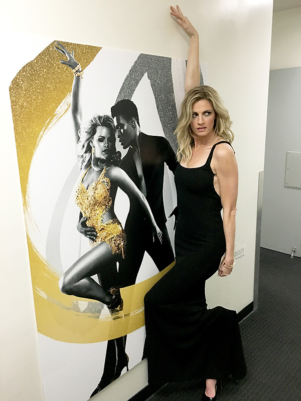 Erin Andrews DWTS Premiere