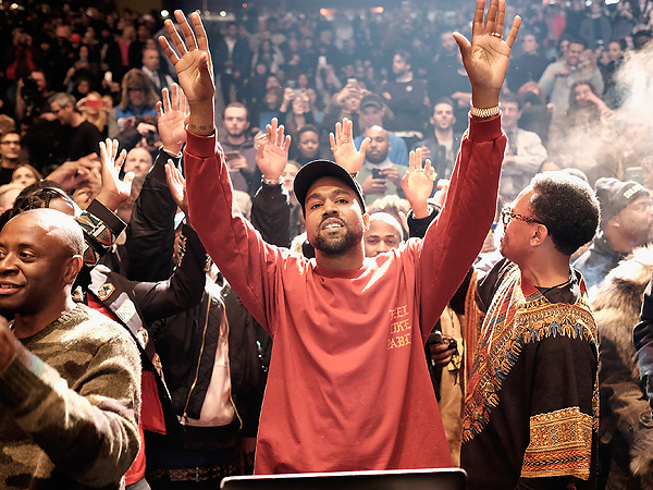 Kanye West The Life of Pablo Pop up Store