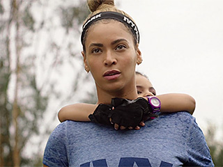 Beyoncé Now Runs the World in Her Own Activewear Line, Enlists Blue Ivy to Model with Her (WATCH!)