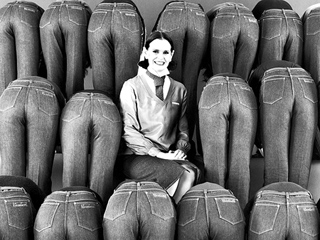 The Real Story Behind Gloria Vanderbilt's Game-Changing 'Perfect Fit' Jeans