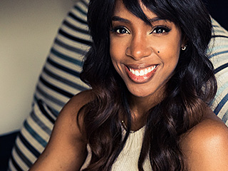 Kelly Rowland's Closet Is High Heel Heaven
