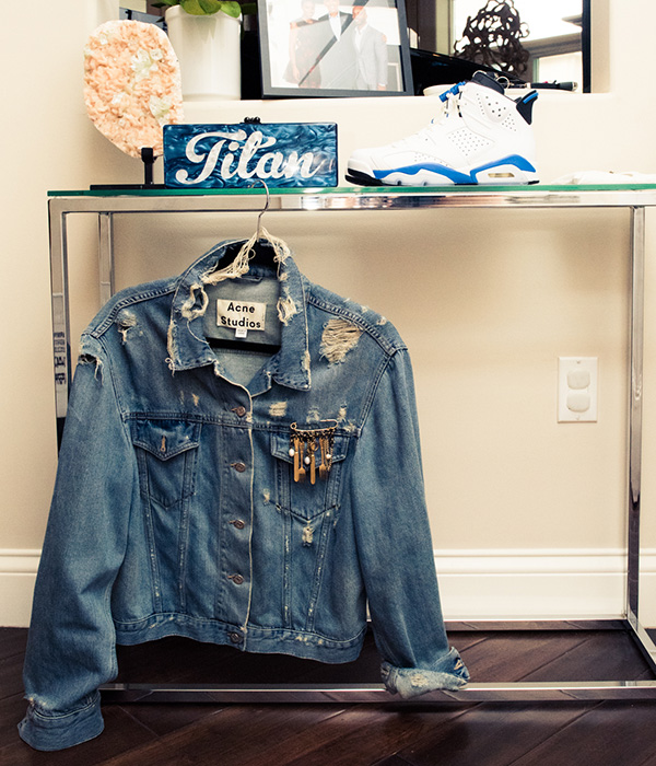 Kelly Rowland on the Coveteur