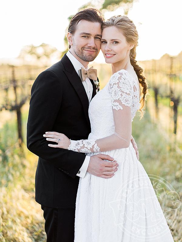 Alyssa Campanella Coombs wedding