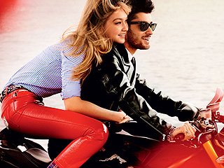Gigi Hadid and Zayn Malik Make Their Relationship Status Vogue Official by Posing for a Steamy New Spread
