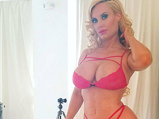 Warning: Coco Austin Promises an 'Even Hotter' Lingerie Line (and Bares Most to Prove It)