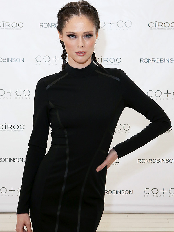 Coco Rocha clothing collection