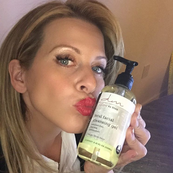 Real Housewives of New Jersey Dina Manzo launches Skincare Line