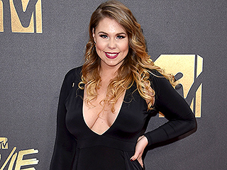 Teen Mom's Kailyn Lowry Steps Out at MTV Movie Awards 3 Months After Plastic Surgery
