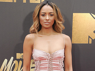 Fashion Flashback! Kat Graham Wears the Same Sexy Lace-Up Dress Beyoncé Wore 13 Years Ago
