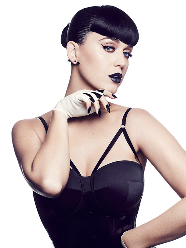 Katy Perry launches CoverGirl Katy Kat makeup line