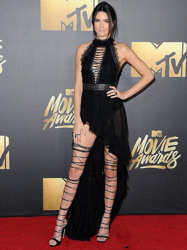 Kendall Jenner MTV Movie Awards 2016