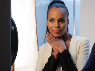 Kerry Washington on Her Magazine Cover Criticism: 'Airbrushing Is Not the Devil ... [But] I Am Enough'
