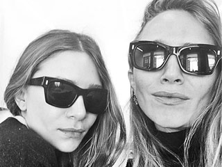 From Selfies to Twinning Salads! Here's How Mary-Kate and Ashley Olsen Spent Their First Few Hours on Social Media