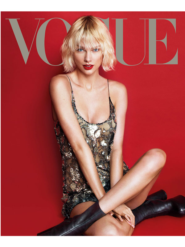 Taylor Swift May 2016 Vogue Cover