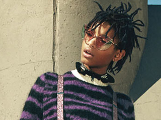 Willow Smith on Self Expression: 'It's All About Emulating the Colors You Feel Inside'