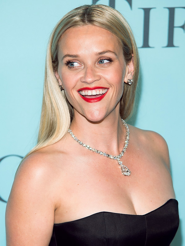 Reese Witherspoon Tiffany Necklace