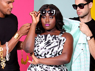 FIRST LOOK: Danielle Brooks Models Christian Siriano's Lane Bryant Collection