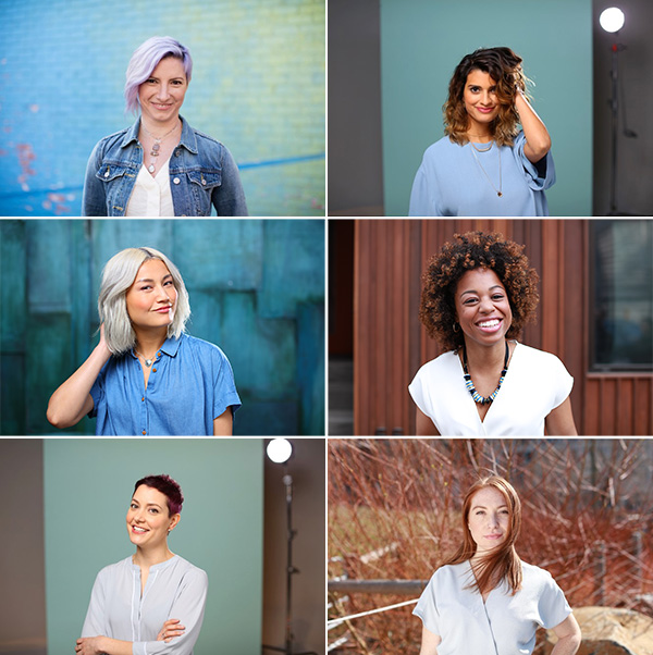 Dove hair inspiration campaign