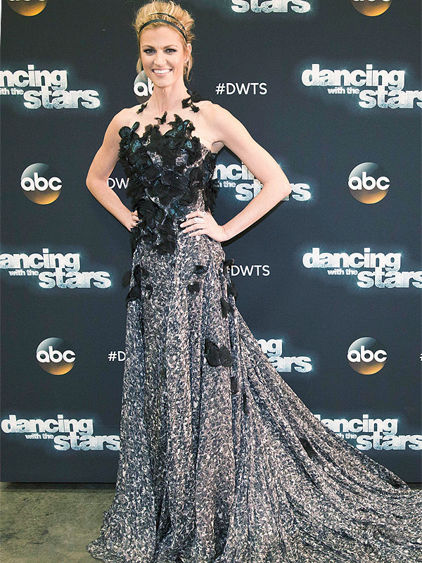 Erin Andrews Dancing with the Stars style diary