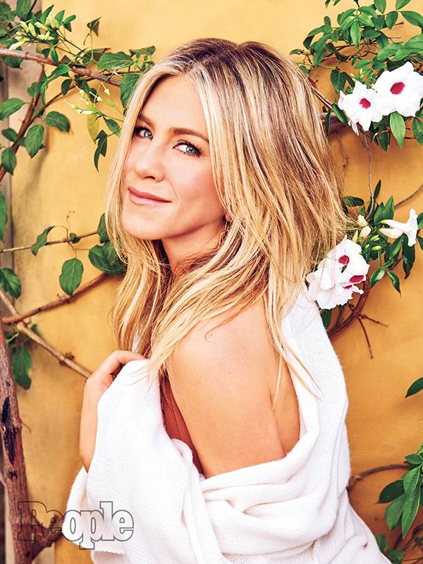 World's Most Beautiful Jennifer Aniston