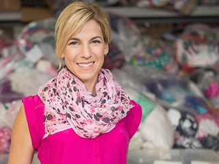 Jessica Seinfeld on Her HSN Accessories Line: 'I Want to Give People Things That Make Them Feel Good'