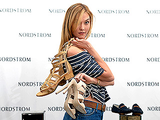 The Karlie Kloss Guide to Wearing Sneakers with Everything from a T-shirt to a Ball Gown