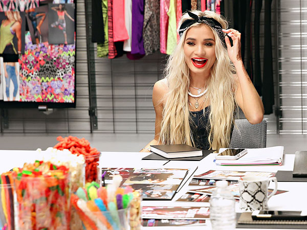 Pia Mia Named Fashion Director of Material Girl: The Singer Talks Idolizing Madonna, Her 'Unique' Style and Eating While Wearing Her Grills
