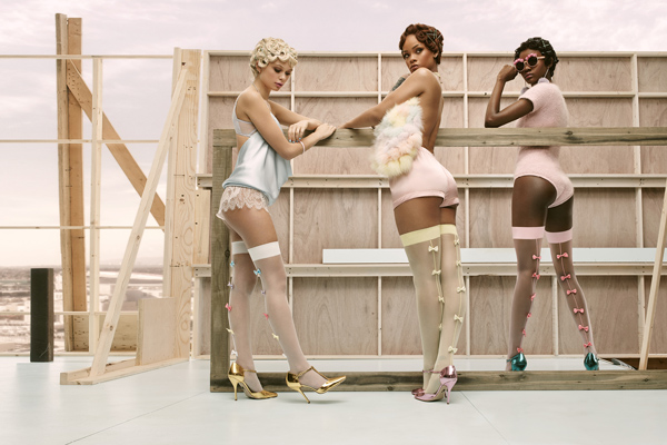 Rihanna Stance second collection