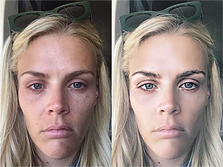 Busy Philipps on Photo Editing Apps: Sometimes You Need to 'Facetune the S---' Out of Your Photo