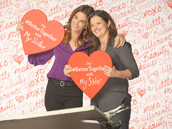 QVC Beauty with a Purpose x Cindy Crawford