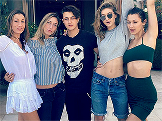 Gigi Hadid Kicks Off 'Birthday Week' As Stars Post Well-Wishes for the Model on Her Big Day