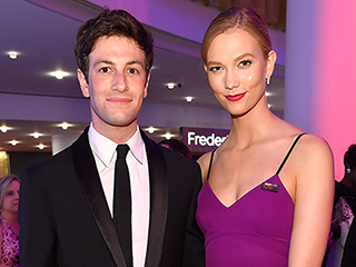 Karlie Kloss Wears Purple 'In Honor' of Prince at TIME 100 Gala