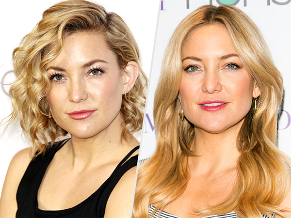 Kate Hudson extensions