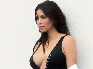 Snap Back Queen! Kim Kardashian Sizzles in Swimsuit 5 Months After Giving Birth