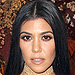 Rule Breakers! Kourtney Kardashian Says She and Sister Kim Got in Trouble for Wearing This Beauty Product When They Were Teens